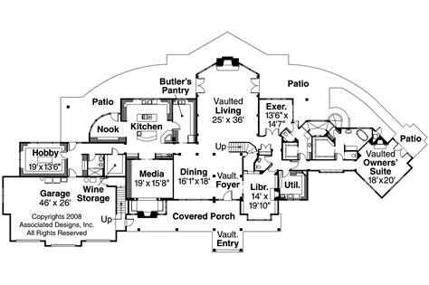 chalet floor plans chalet house plans coeur d 39 alene 30 634 associated designs