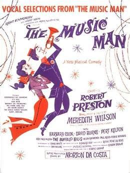 The music man (2003 tv movie). Broadway Musical Home - The Music Man