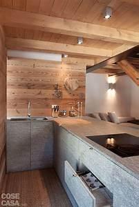 Chalet Moderno  Una Casa Di Montagna In Stile Rustico Contemporaneo