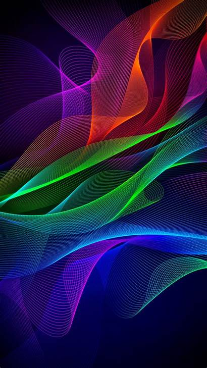 Razer Phone Wallpapers Colorful Abstract Iphone Backgrounds