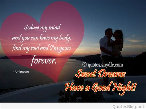amazing good night quotes sayings love messages