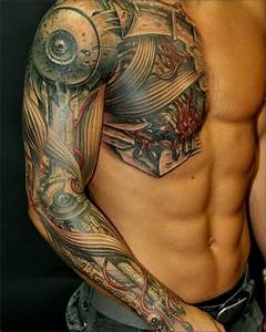 Robotic Tattoo | Tattoos | Pinterest