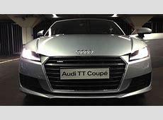Audi TT Coupe 8S 20142015 YouTube