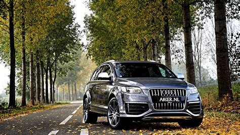 Audi Q7 4k Wallpapers by 6 Audi Q7 Hd Wallpapers Backgrounds Wallpaper Abyss