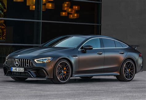 mercedes amg gt    door coupe matic