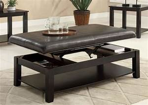 Coffee table exciting coffee table with lift top ikea for Dark wood lift top coffee table