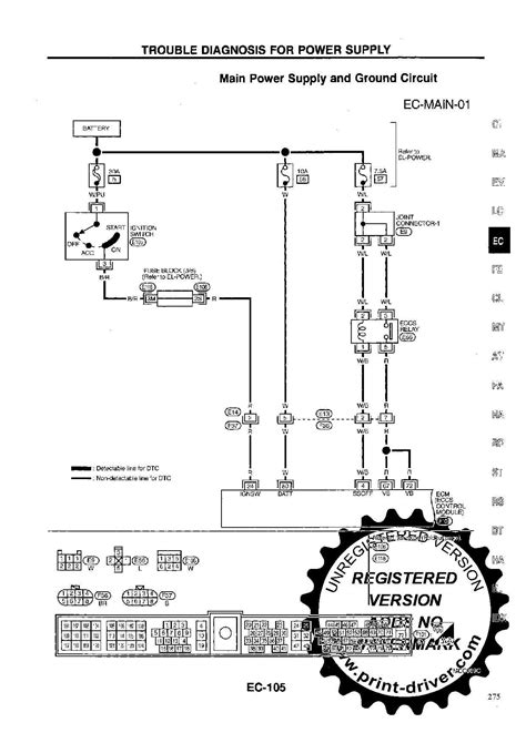 1998 Infiniti I30 Wiring Diagram by Our 1998 Infiniti I30 Has Had A Problem With The Digital