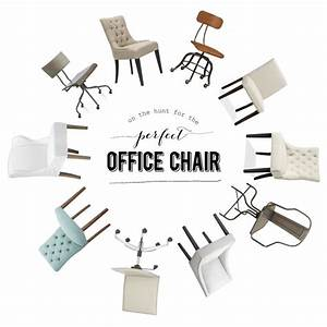 on the hunt for the perfect office chair