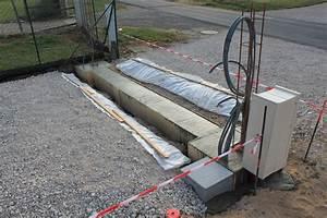 Gaine Electrique Brico Depot : r alisation des fondations et piliers de portail 82 ~ Dailycaller-alerts.com Idées de Décoration