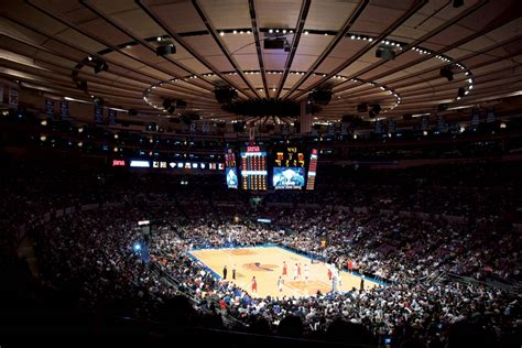 madison square garden  official guide   york city