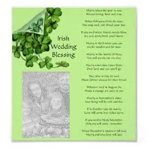 Irish Wedding Blessings and Prayers