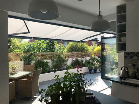 weinor electric awning creates stunning alfresco dining area awningsouth