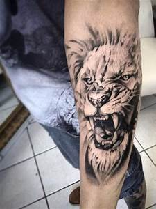 85 Lion Tattoos For Men - A Jungle Of Big Cat Designs