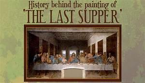 The Last Supper Painting by Leonardo Da Vinci - Art for ...