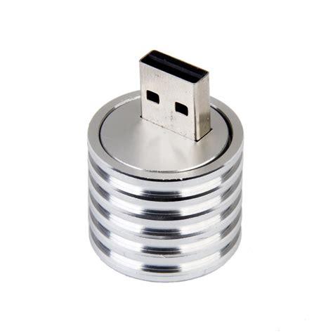 usb light bulb socket aluminum 3w usb led l socket spotlight flashlight white
