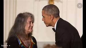 Watch: Shy Martha Argerich receives her Obama honour ...