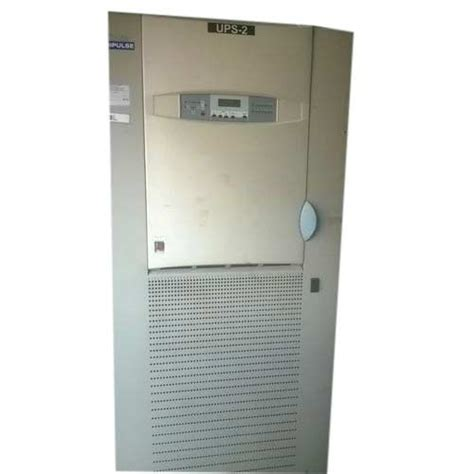 emerson three phase used hipulse 200 kva ups rs 325000 id 11739358755
