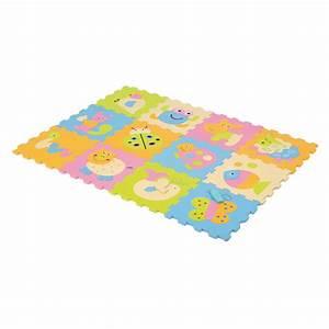 Tapis Bebe Mousse : dalles mousse baby ludi king jouet tapis d 39 veil ludi jeux d 39 veil ~ Teatrodelosmanantiales.com Idées de Décoration