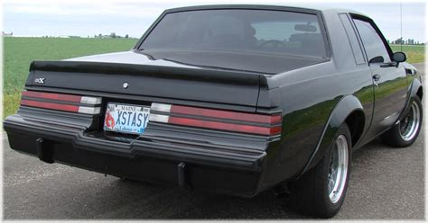 1987 Buick Grand National Parts For Sale by 1987 Buick Grand National New Nos Parts For Sale