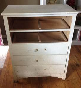 From Broken to Beautiful { Upcycled Dresser } - The