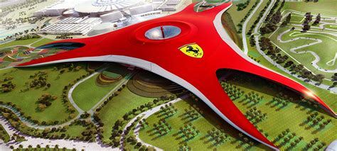 Ferrari World Abu Dhabi  It's Your Turn Now