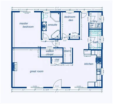 blueprint house sle floor plan sle blueprint pdf