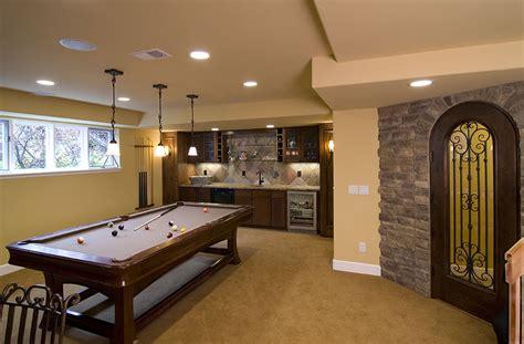 preserve basement finished basement company