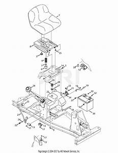 Mtd 13ac26jd058  2015  Parts Diagram For Seat  Fuel Tank