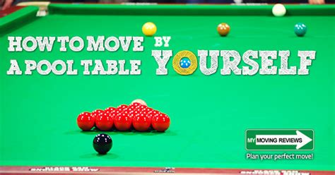 move  pool table   complete step