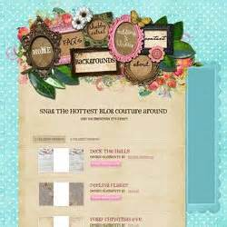 shabby chic website templates web designing pearltrees