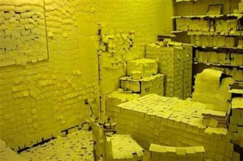 bureau post it these are the 23 meanest office pranks the last one