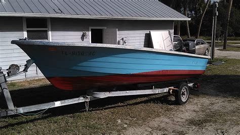 Used Flats Boats Orlando by Orlando Clipper Boat For Sale From Usa