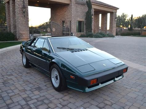 service and repair manuals 1985 lotus esprit security system 1985 lotus esprit turbo 2 door coupe 43 300 miles british