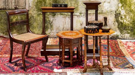 Furniture India by Antique Colonial Furniture Coveted By Design Enthusiasts