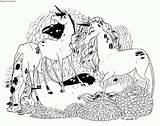 Mia Dibujos Colorear Unicornios Yo Coloring Sin Personajes Imprimir Imagenes Crone Klimt Template Dibujo sketch template