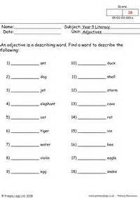 literacy eponyms  worksheet primaryleapcouk