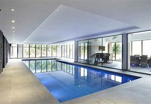 Swimming pool luxury indoor swimming pool design ideas for Indoor swimming pool design ideas