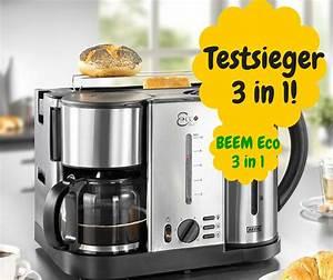 Kaffeemaschine Und Wasserkocher In Einem Gerät : kaffeemaschine toaster wasserkocher set in gr n finden ~ Michelbontemps.com Haus und Dekorationen