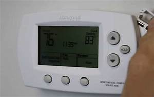 How To Replace Battery In Honeywell Thermostat