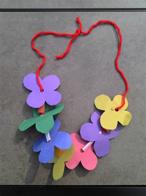 easy kids craft     lei  images