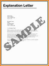 Mortgage Loan Letter Of Explanation For Mortgage Loan