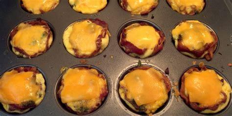 bacon breakfast muffins updated caveman keto