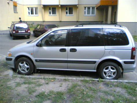 Opel Sintra by 1997 Opel Sintra Pictures For Sale