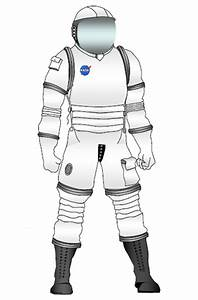 Labeled Space Suit Designs - Pics about space