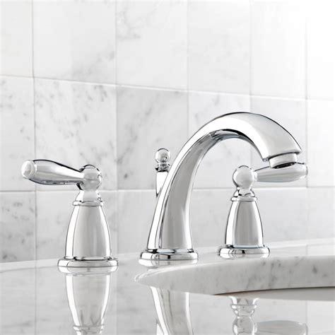 moen  brantford chrome  handle widespread bathroom