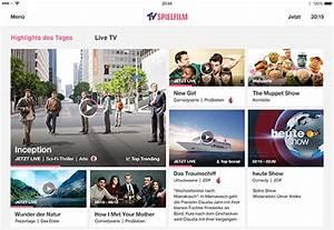 Tv Spielfilm Live Tv : tv spielfilm eigene live tv app noch im laufenden quartal ~ Lizthompson.info Haus und Dekorationen
