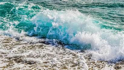 Ocean Desktop Background Backgrounds Wallpapers Foam Aesthetic