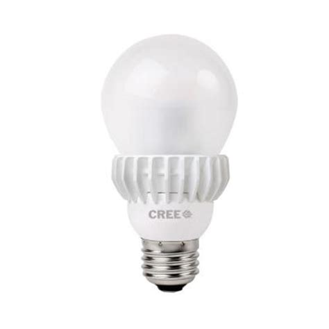 cree 75w equivalent soft white 2700k a19 dimmable led