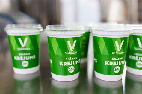 Piena produktu zīmolā «Valmiera» iegulda 800 000 eiro | eLiesma