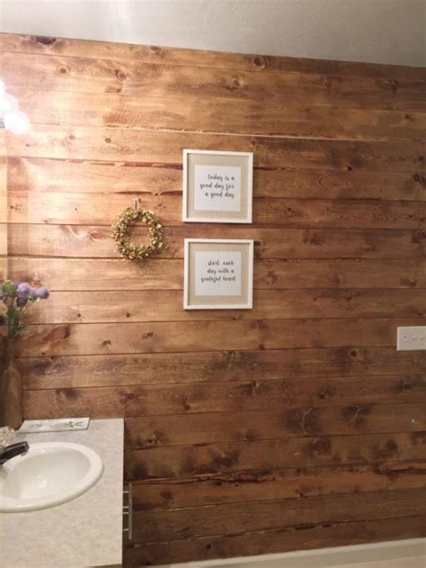 add  shiplap wall   room ship lap walls